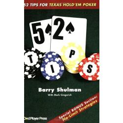 52 Tips for Texas Hold'em Poker