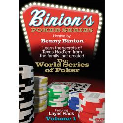 Binion's Poker Series - Volume 1