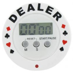 Digital Dealer and Time button