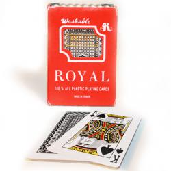 Royal Plastic Card - Svart