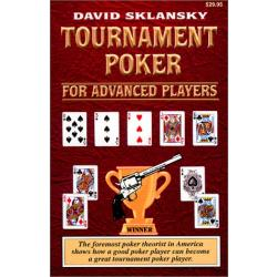 Tournament Poker for Advanced Players