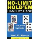 No-Limit Hold'em Hand by Hand: Learn to Beat the Ultimate Poker Game (med DVD)